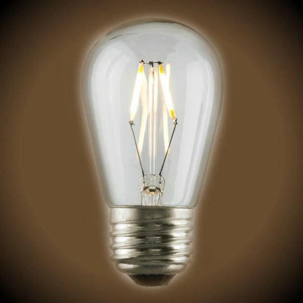 Round Light Bulbs String