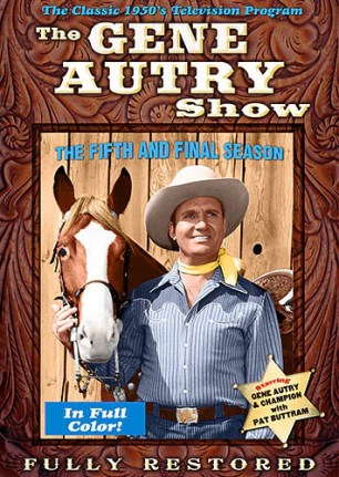 Image result for TV SERIES THE GENE AUTRY SHOW