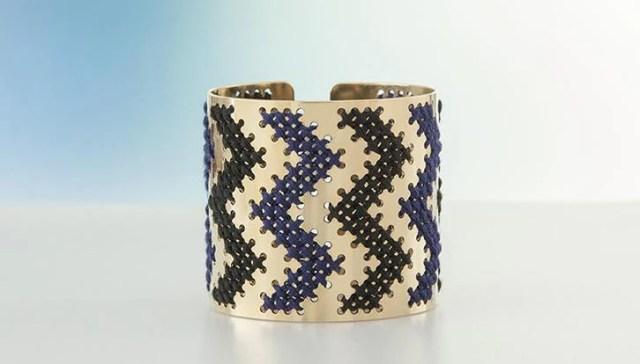 Camille Enrico bold aesthetic bracelet