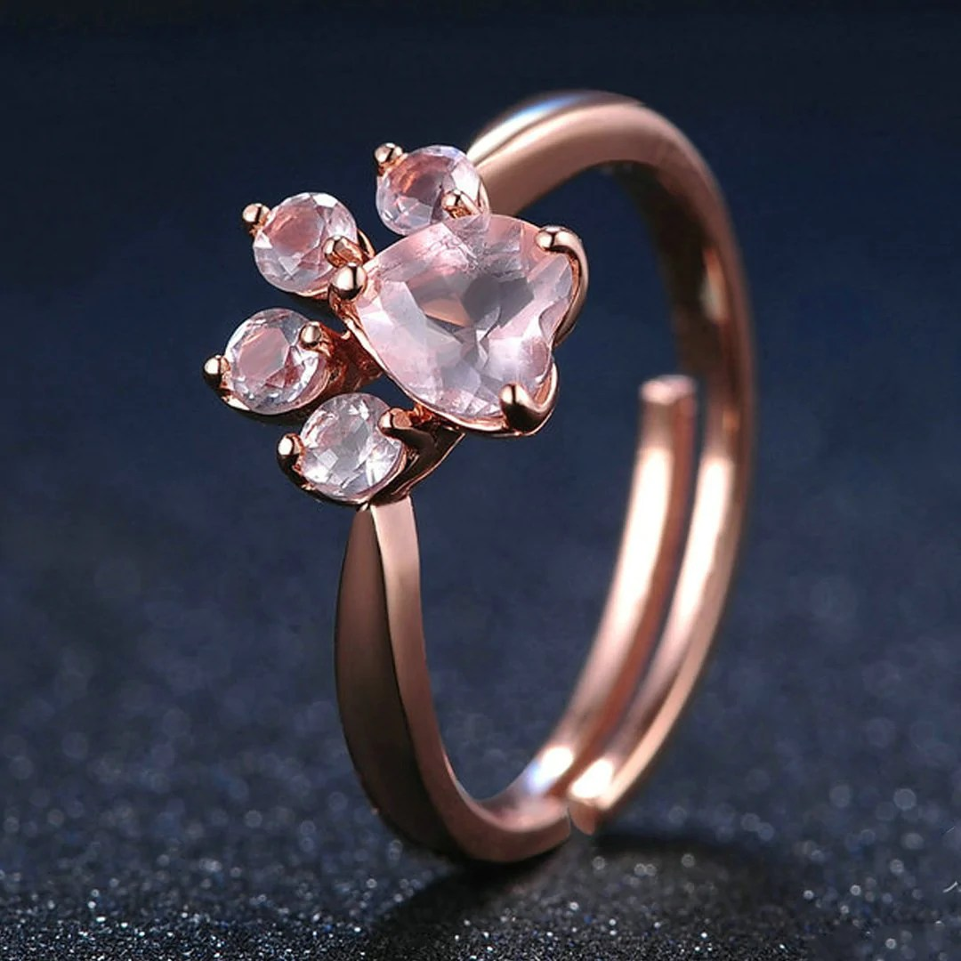 PAWS October Birthstone Ring Birthstone Deals
