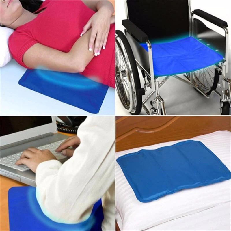 Cooling Pad  Natural Relief from Hot Flashes  Night