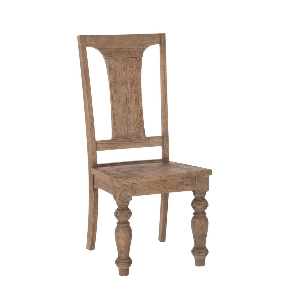Chair In Spanish Chatham Downs Spanish Gray Dining Chair