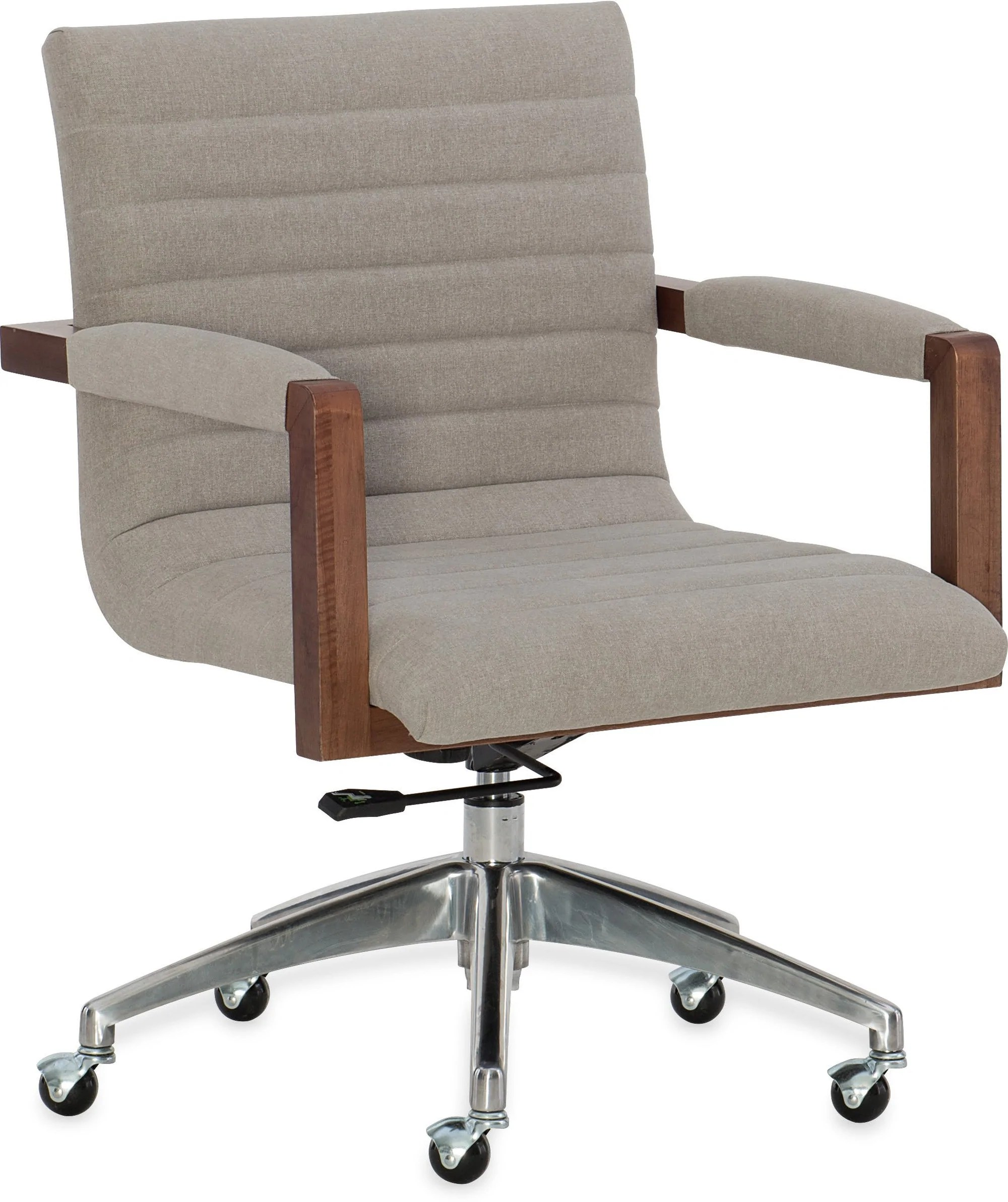 Home Office Desk Chairs Hooker Furniture Transitional 1650 30220 Mwd Home Office Desk Chair