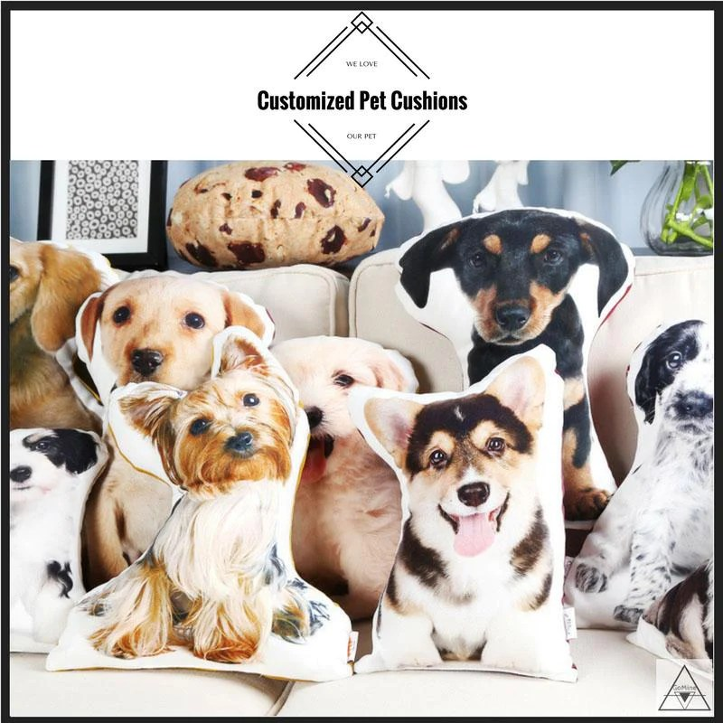 purchase custom pillow dog up to 62 off