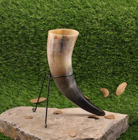 Image of Viking drinking horn