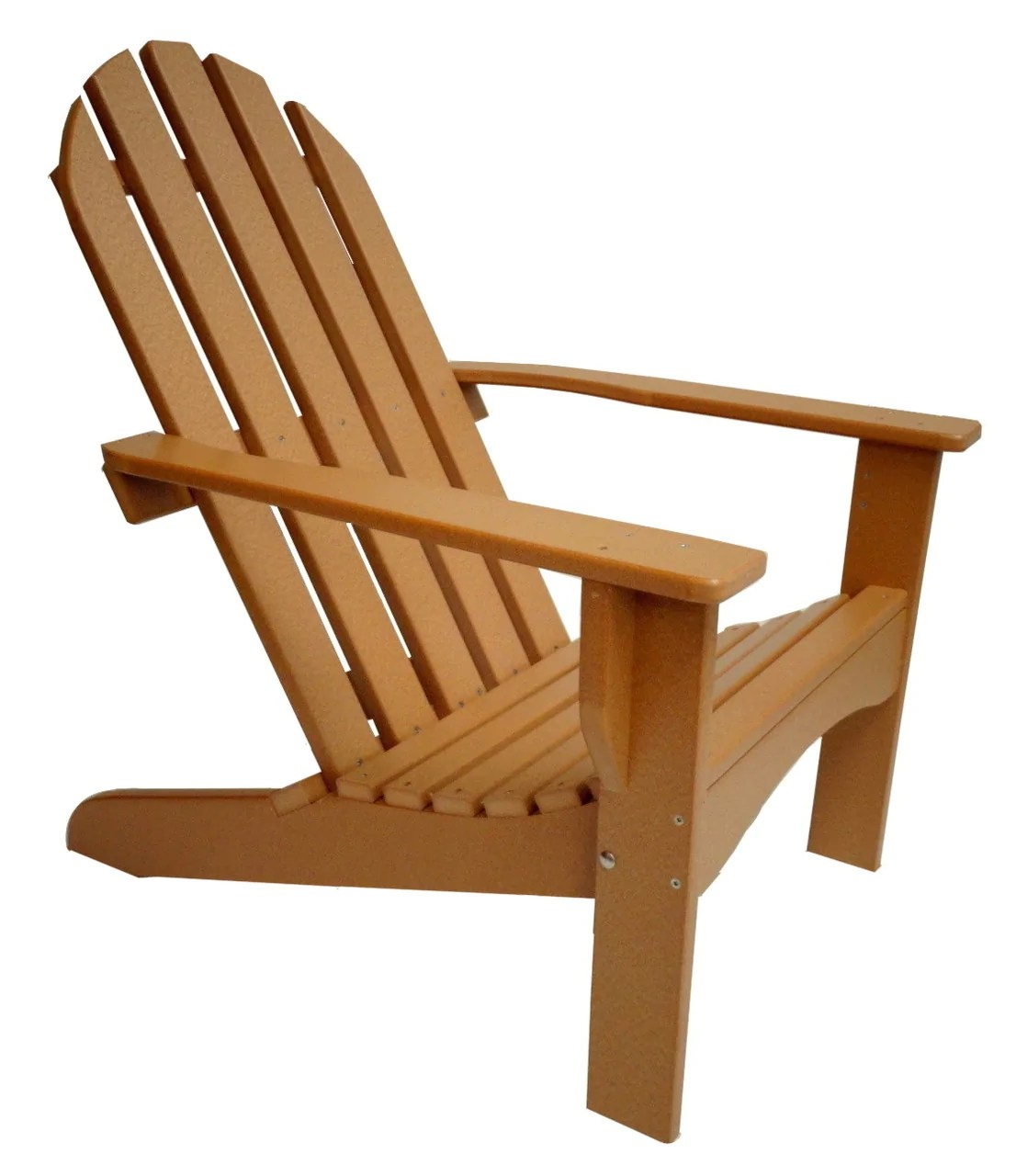Poly Adirondack Chairs Casual Poly Adirondack Chair Evergreen Patio