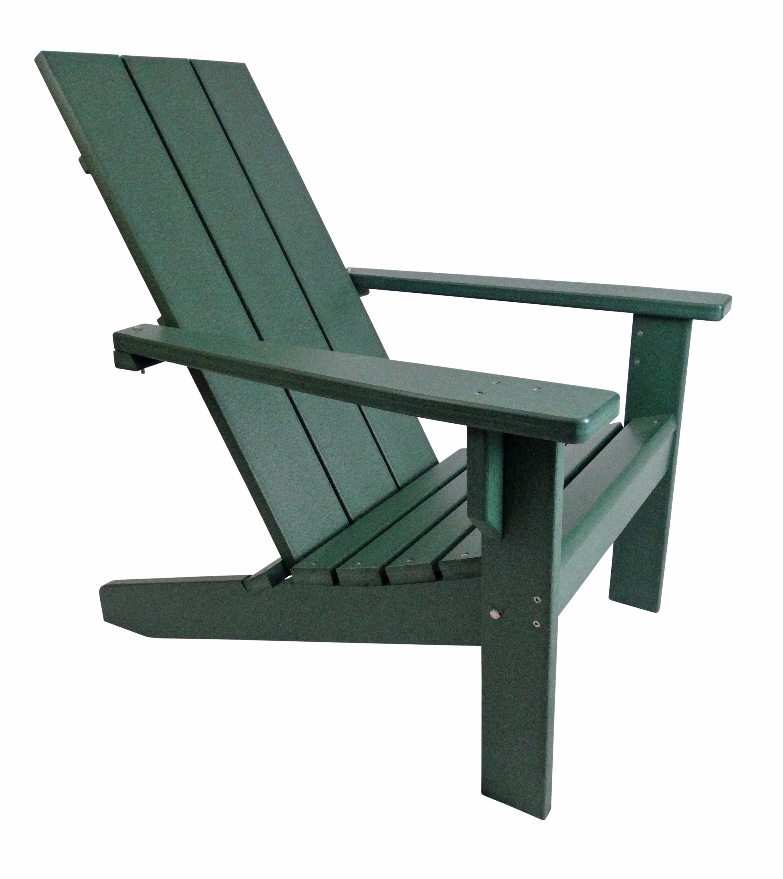 modern style adirondack chairs sciatic nerve chair stretch evergreen patio