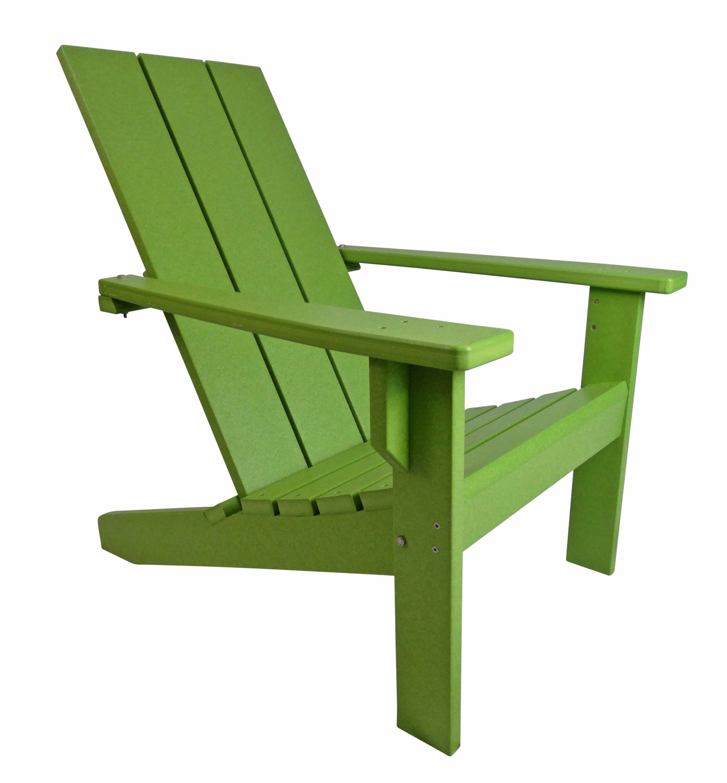 modern adirondack chair plastic rocking chairs evergreen patio