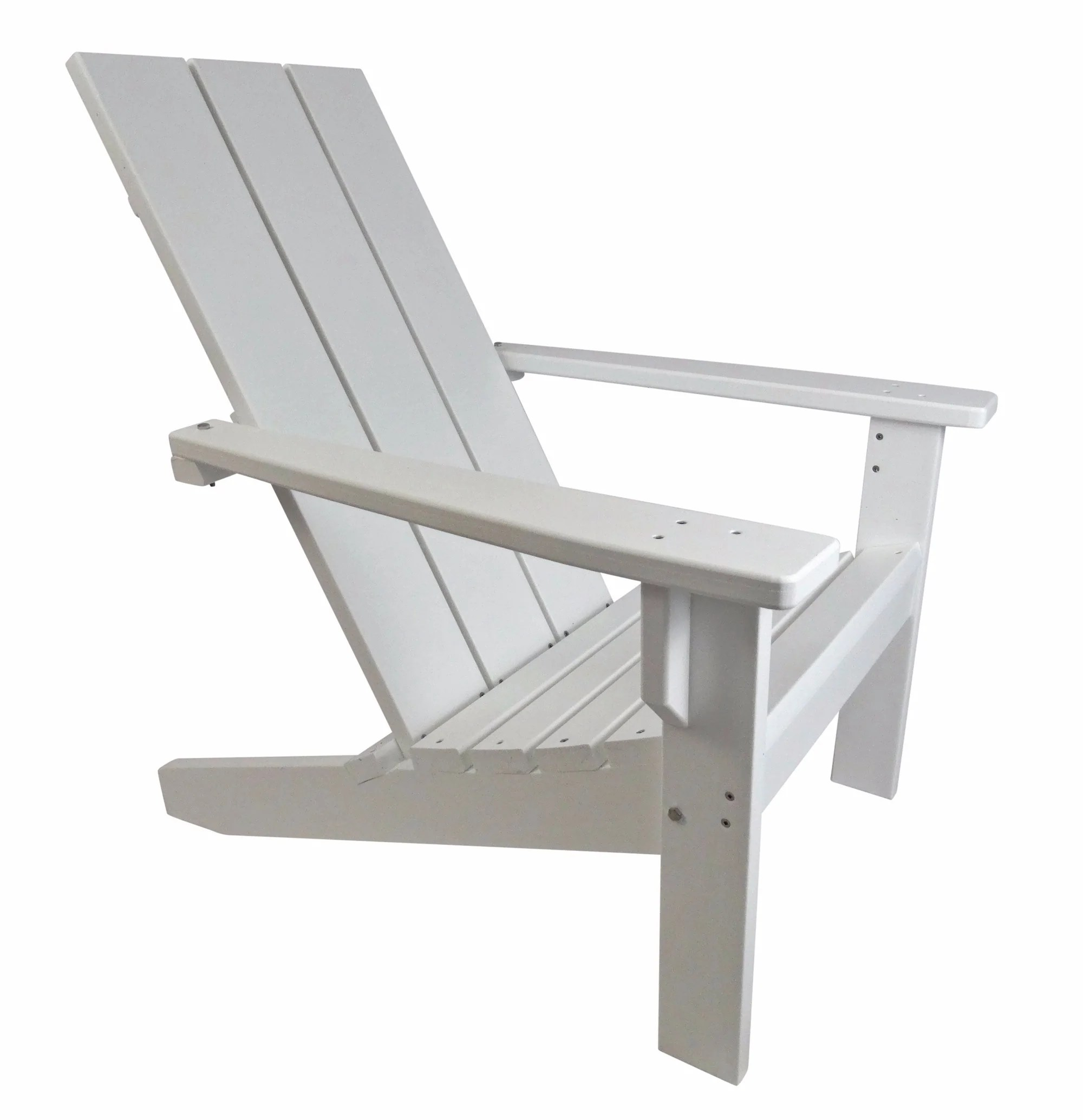 modern style adirondack chairs dining chair covers calgary evergreen patio