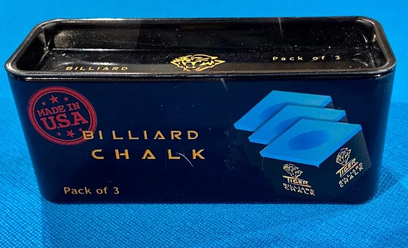 Tiger Cue Chalk Fort Worth Billiards Superstore