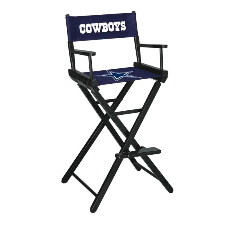dallas cowboys folding chairs bedroom chair uk directors fort worth billiards superstore