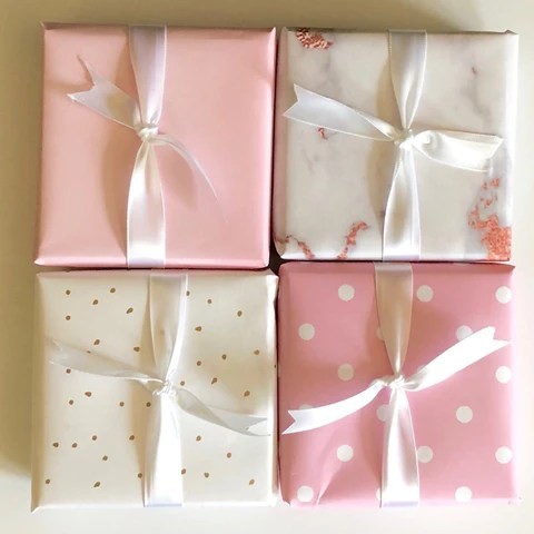 custom gift wrapping for