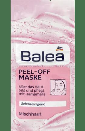 德國護膚品 Balea 深層清潔去角質面膜 – Germanbuy 德國生活百貨