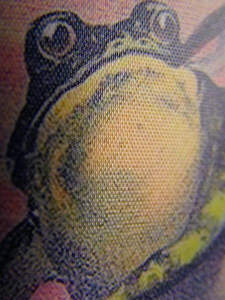 canvas textured inkjet gloss