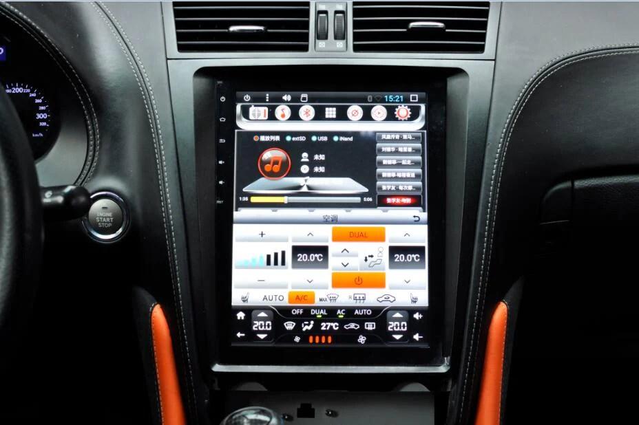 2004 Dodge Durango Radio Wiring Diagram 10 4 Quot Metal Panel Tesla Style Android Navigation Radio For