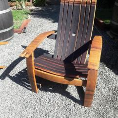 Adirondack Wine Barrel Chairs Plastic Beach Sonoma