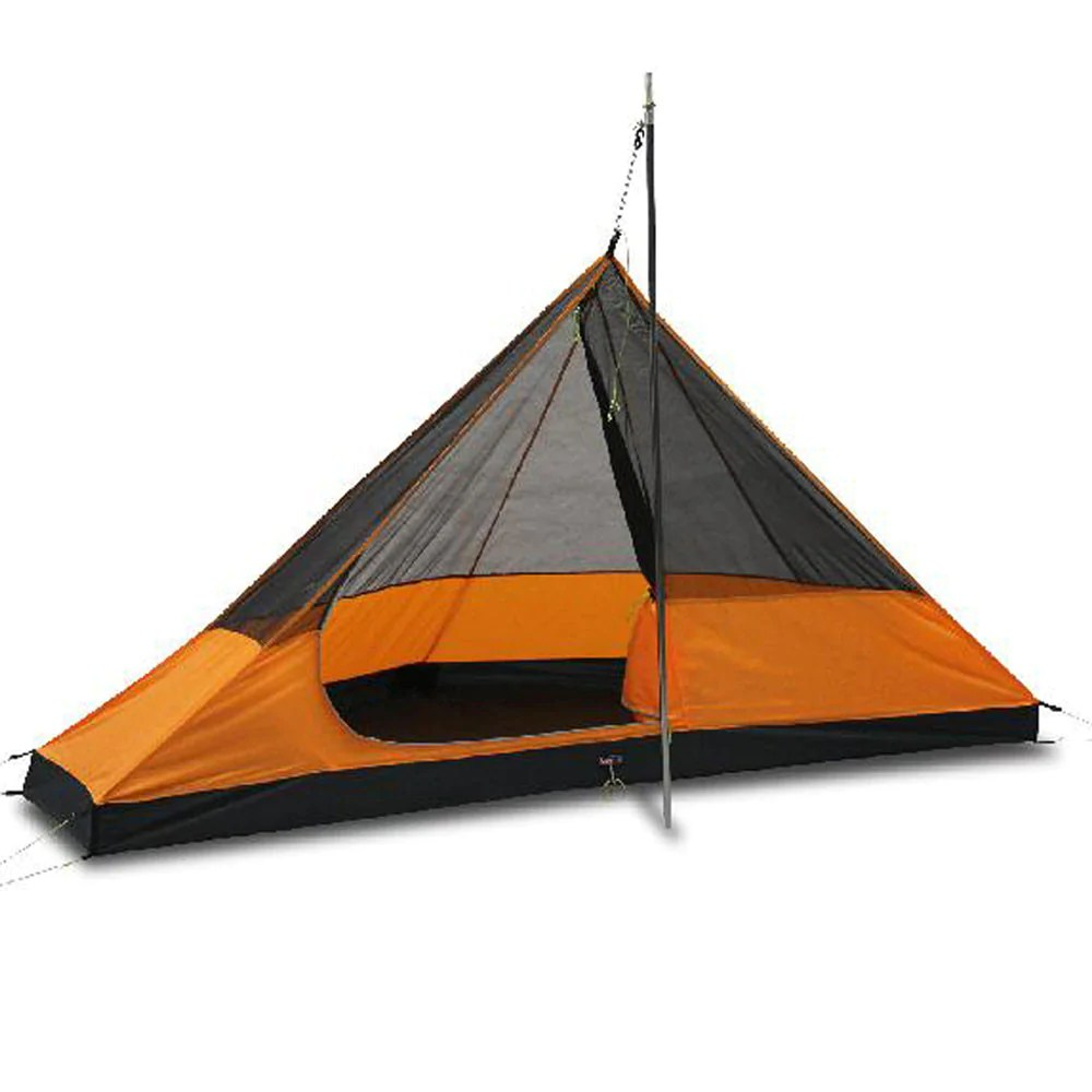 Hexpeak 1 Person Tipi Solo Inner Tent Luxe Hiking Gear