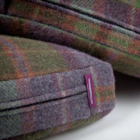 The Sheepish Dog | Premium Dog Beds | Wool-Filled | Co Mayo, Ireland