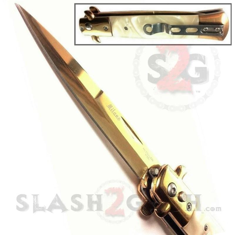 diablo stiletto automatic knife