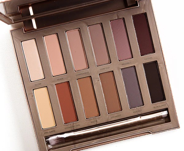 Image result for pictures of Urban Decay Naked Ultimate Basics Eyeshadow palette