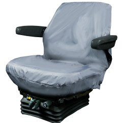 Office Chair Seat Covers Canada Children S White Wooden Rocking John Deere Tractor Uk Velcromag