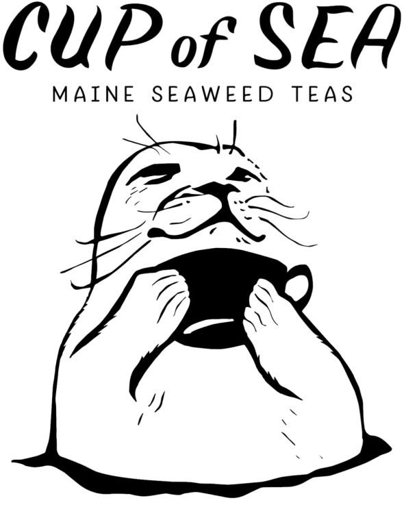 Cup of Sea   Maine Seaweed Teas