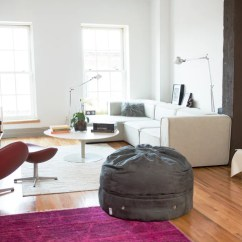 Living Room Bean Bags Victorian Ideas Bag Chairs Toys Storage And Seating In One Mimish Inc