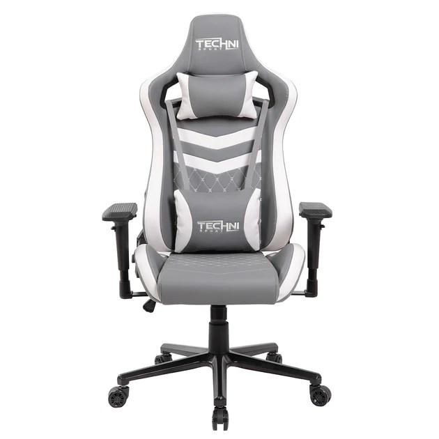 Gaming Chairs  Techni Sport TS83 White Esports Chair