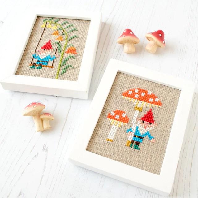 How to Frame Cross Stitch Using Sticky Board – Cross-Stitch