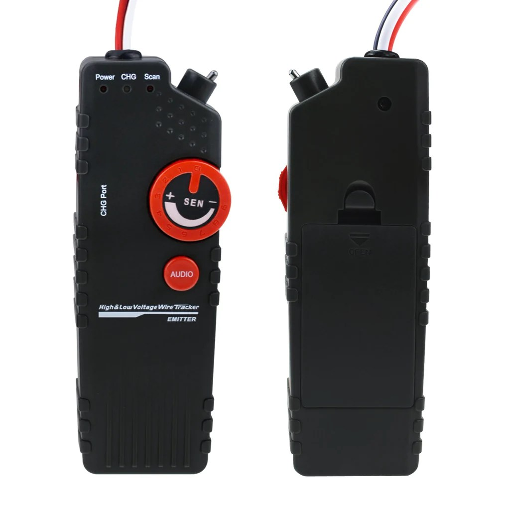 nf 820 underground cable tracker detector tester for ac 220v high low voltage  [ 1024 x 1024 Pixel ]
