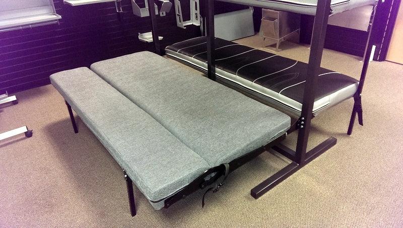 sleeper sofa assembly instructions tweed cushions folding sofa/sleeper hinge set – rb components