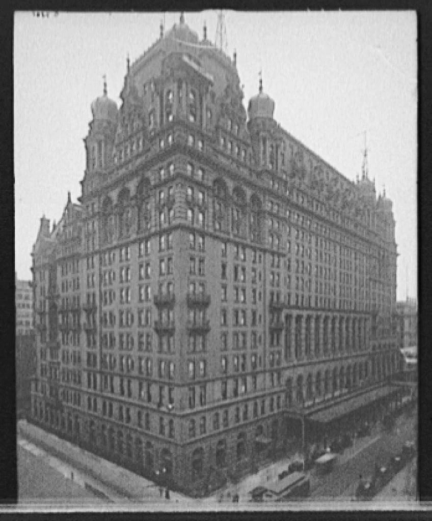 Waldorf Astoria York Vintography