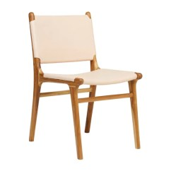 Tan Leather Dining Chairs Melbourne Wedding Chair Cover Hire Luton Fenton Modern Flat Teak Natural