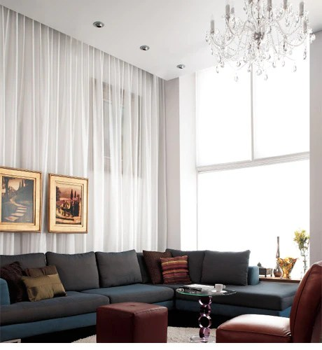 inspiring ways to use fabric on your walls