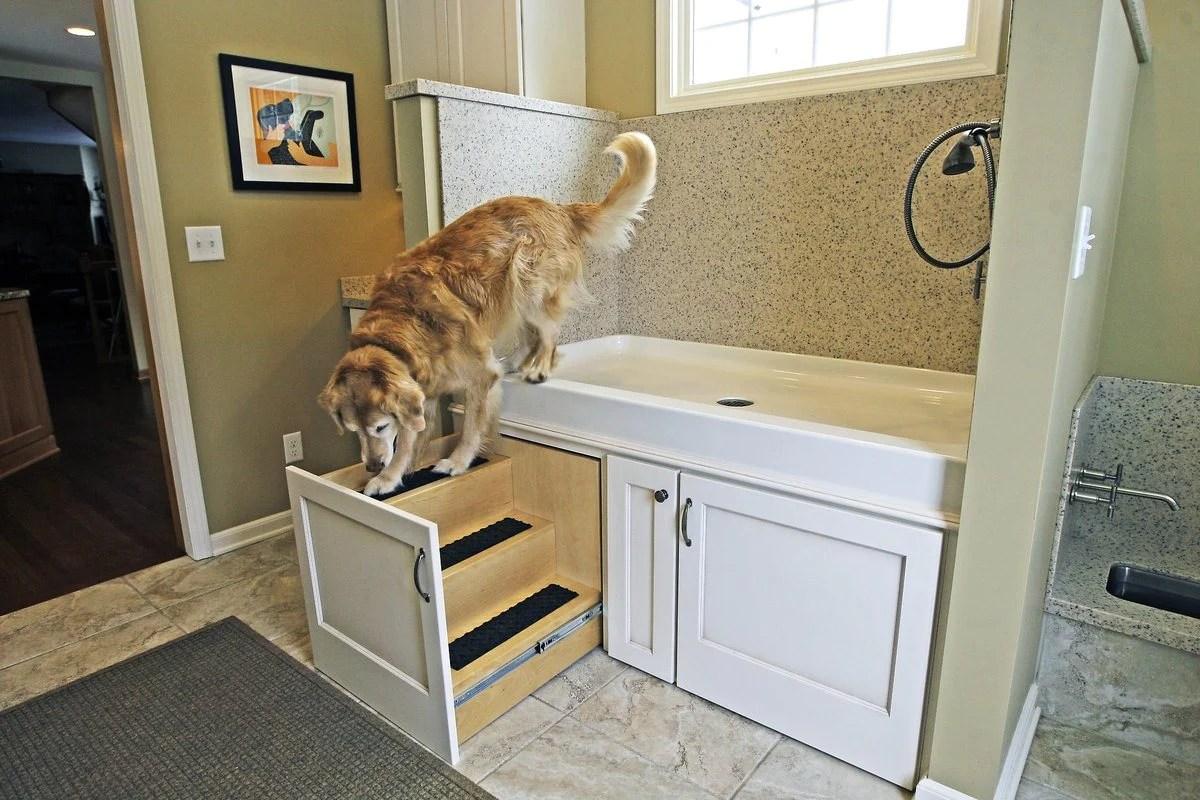 home dog washing stations