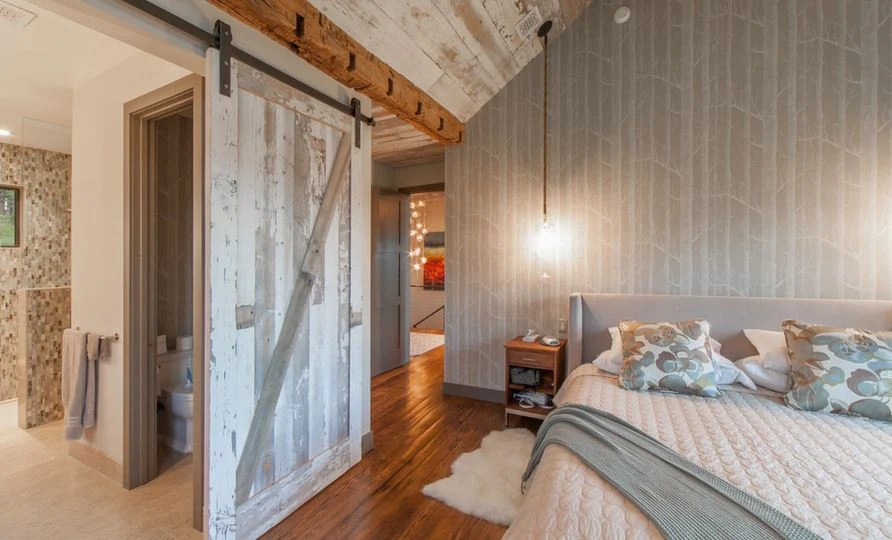 Cool Ways To Use Sliding Barn Doors In Your Home