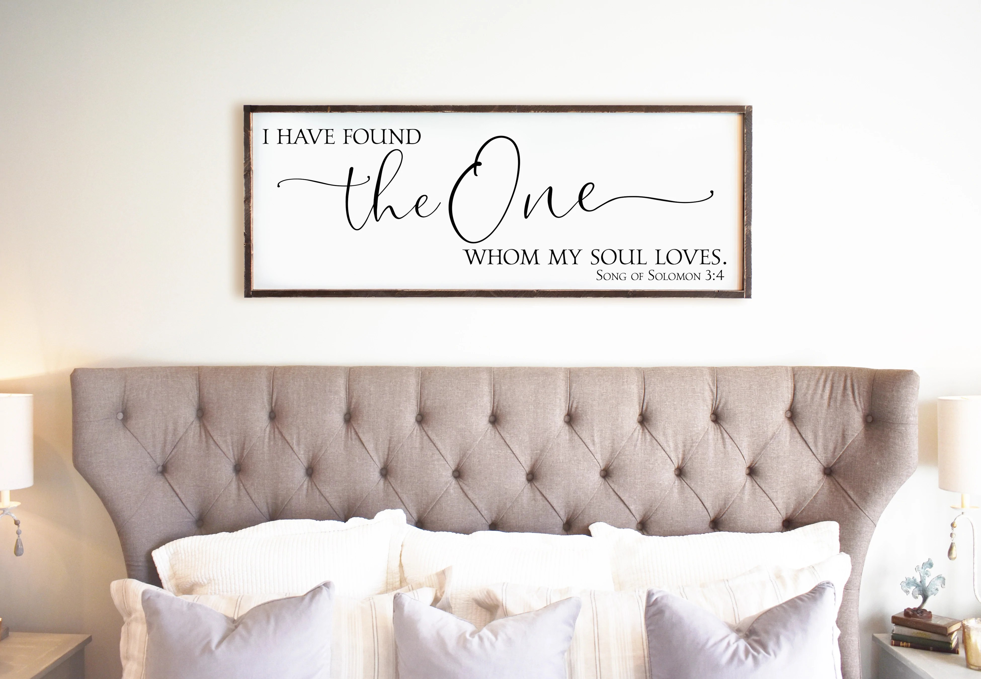 I Have Found The One Whom My Soul Loves Song Of Solomon 3 4 Wedding Gi Love Built Shop