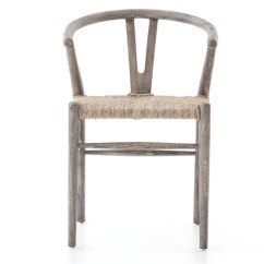 Basket Weave Dining Chairs Outdoor Rocking Tractor Supply Four Hands Muestra Chair Teak Synthetic