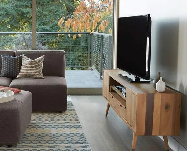 living room media furniture elegant rugs for dania storage
