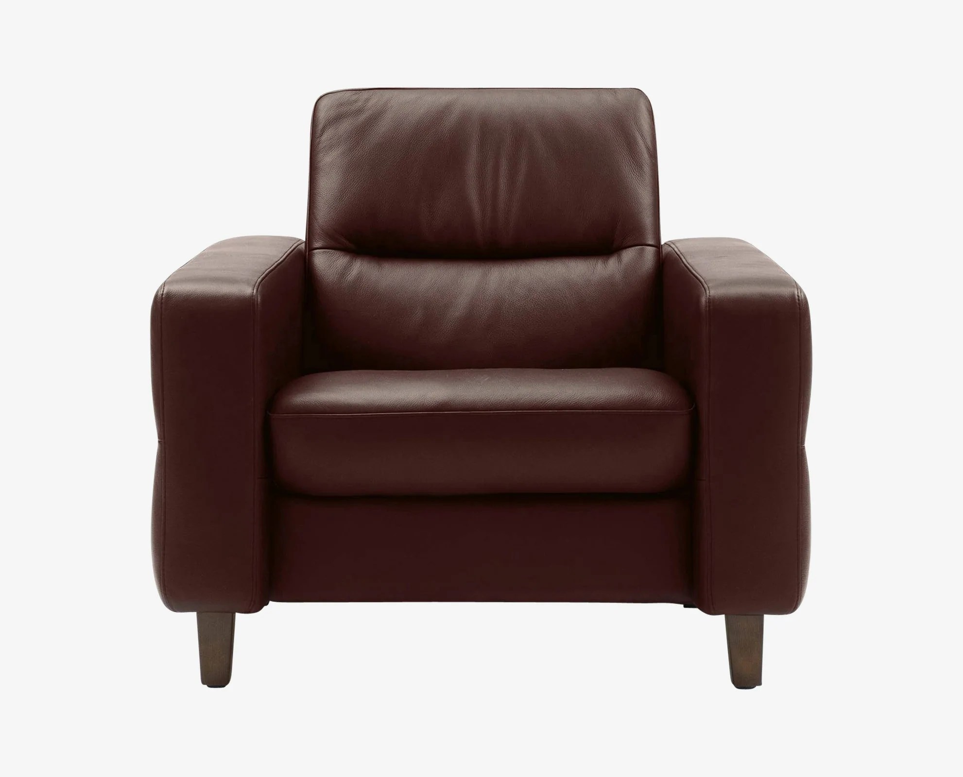 Dania Chairs Stressless Wave Low Back Chair Dania Furniture