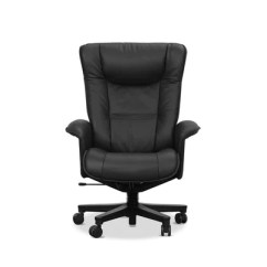 Desk Chair Recliner 8 Square Dining Table Office Chairs Dania Furniture Aatos Reclining