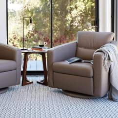Living Room Swivel Glider Chairs For Linus Chair Dania Furniture