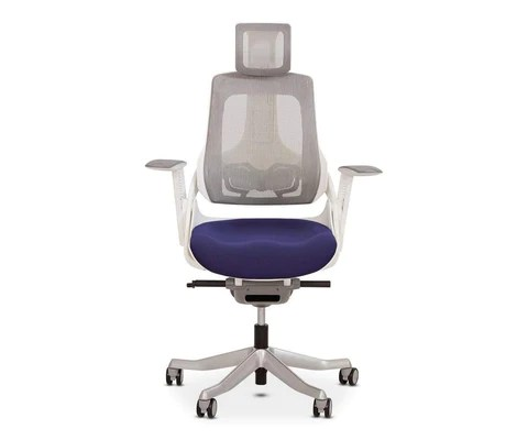 desk chair blue keter high review office chairs dania furniture wau