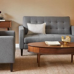 Big Sofa Small Living Room Diy Christmas Decorating Ideas How To Make Your Space Feel Large Scandinavian Designs Furniture