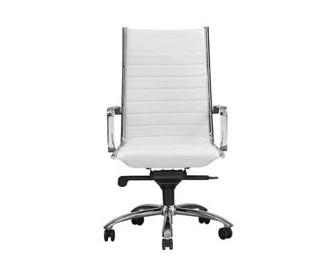 office chair customer reviews medline ultralight transport delphi leather desk scandinavian designs