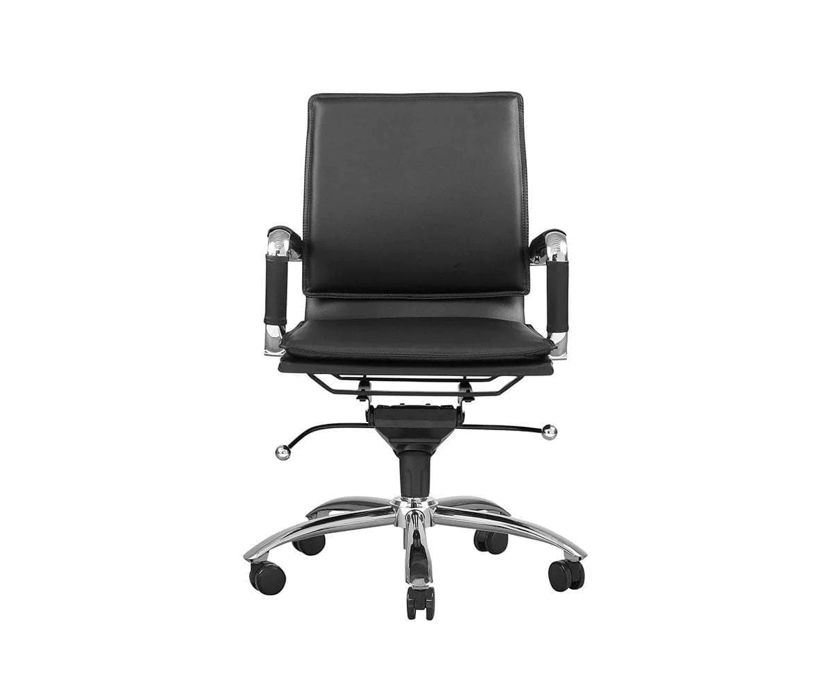 Low Back Office Chair Brock Low Back Office Chair