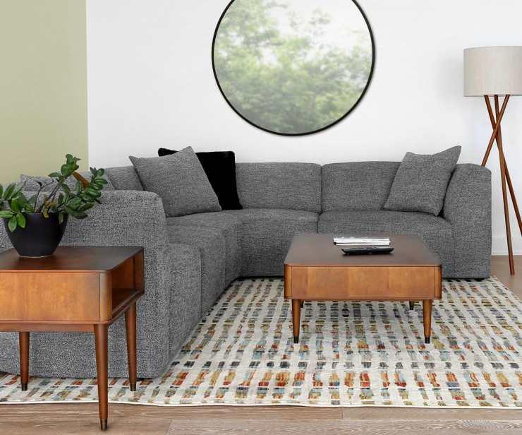 Calliope Rug - Multi - Scandinavian Designs