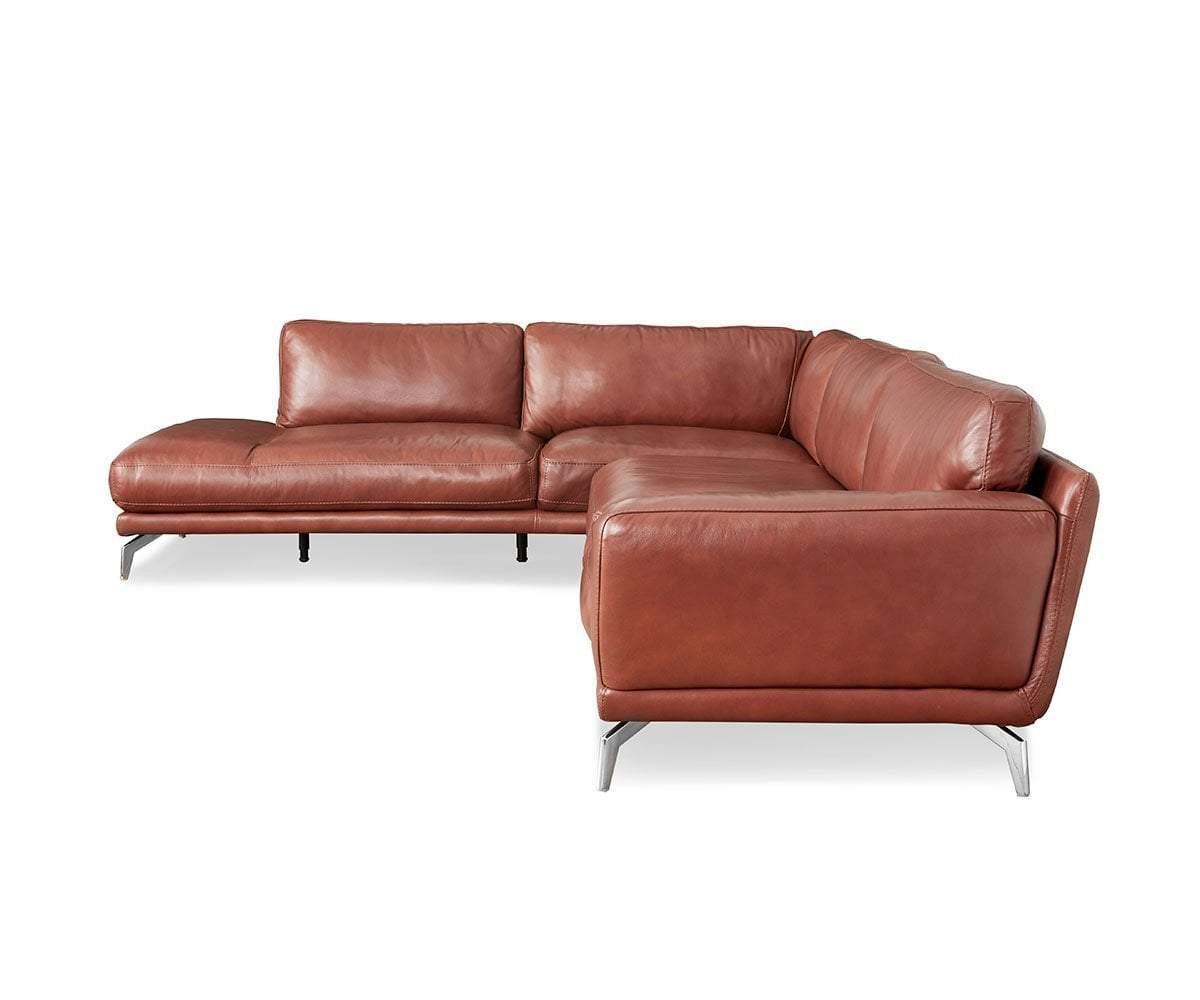 Peruna Leather Sofa Scandinavian Design - Year of Clean Water