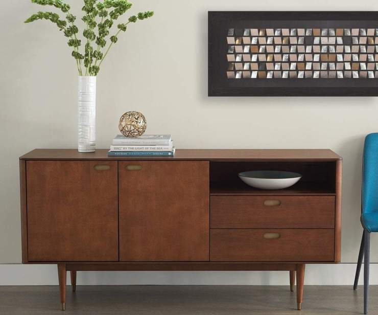 Holfred Sideboard TIMBER BROWN - Scandinavian Designs