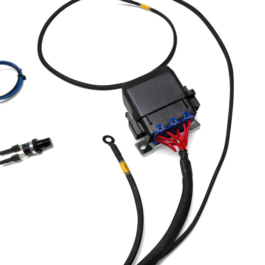medium resolution of bmw e46 chase bays automotive fan relay wiring bmw fan relay wiring